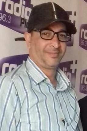الفاعل الجمعوي والمستشار الجماعي هشام صامد في ذمة الله