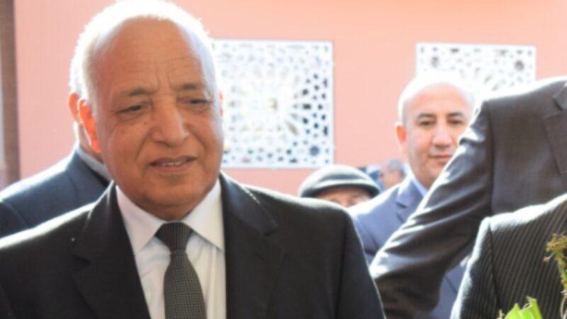 المصطفى الشرقاوي رئيس المجلس الإقليمي للرحامنة في ذمة الله
