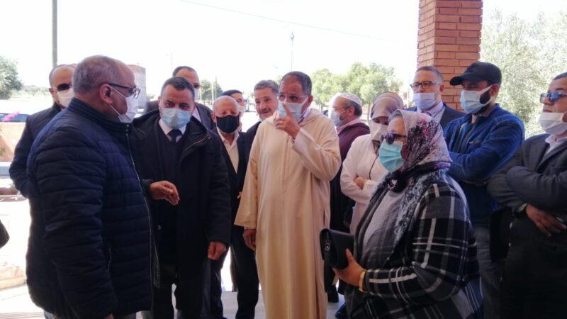 مسؤولون في مراكش: مركز تصفية الدم بتحناوت مؤسسة نموذجية وتستحق كل الدعم