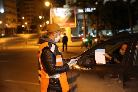 عاجل / تمديد فترة حظر التجول لأسبوعين إضافيين وذلك ابتداء من التاسعة ليلا ليوم غد الثلاثاء