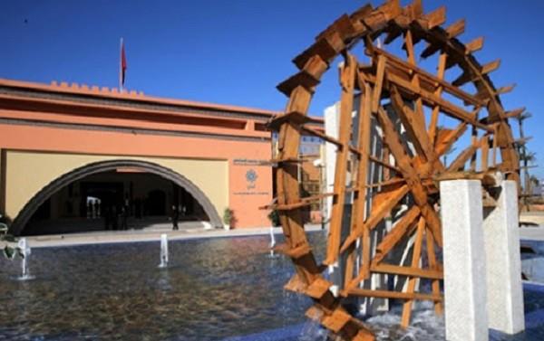متحف الماء بمراكش يحتفي بفصل الربيع