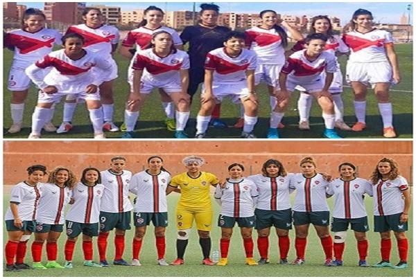 البطولة النسوية لكرة القدم.. فوز أكاديمية فينيكس وتعادل الكوكب المراكشي