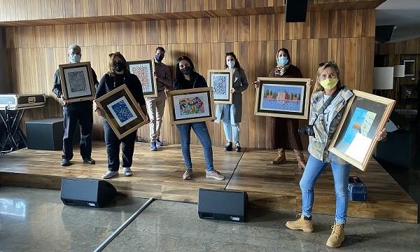 معرض فني بمراكش يعرض لوحات تشكيلية لمرضى من مركز العلاج النفسي