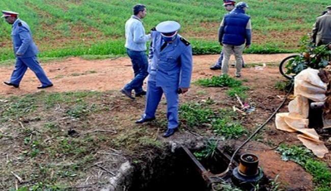 """بعد ساعات من البحث..العثور على طفل مختفي جثة هامدة داخل """"مطفية"""" بشيشاوة"""
