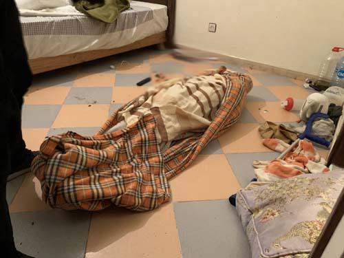 عاجل..العثور على ثمانيني جثة هامدة داخل غرفة بمولاي براهيم