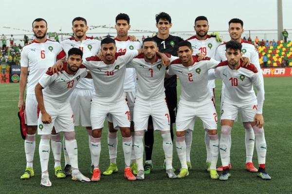 المنتخب المغربي ينهي مشوار التصفيات الافريقية بفوز صغير على بوروندي