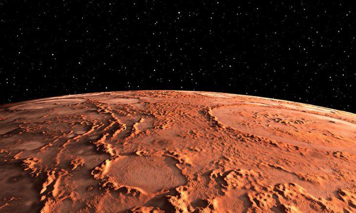 حل لغز المياه المفقودة على المريخ
