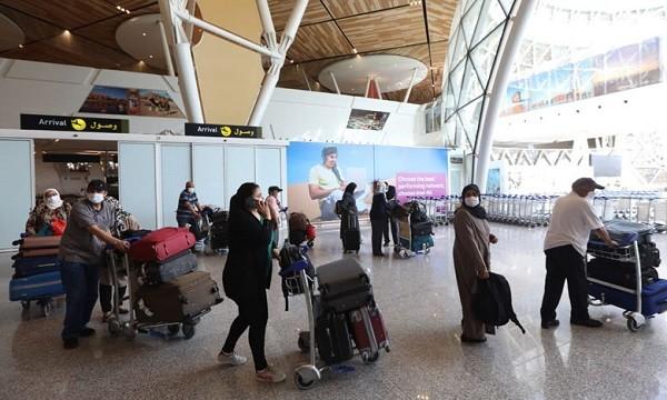 """إجراءات ارتجالية تغضب ركاب رحلة لشركة """"ريان اير"""" من مطار مراكش"""