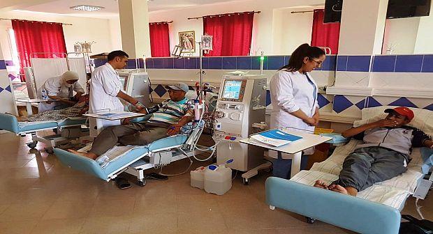 رصد حوالي 700 ألف درهم لتقوية خدمات مركز تصفية الدم بتحناوت