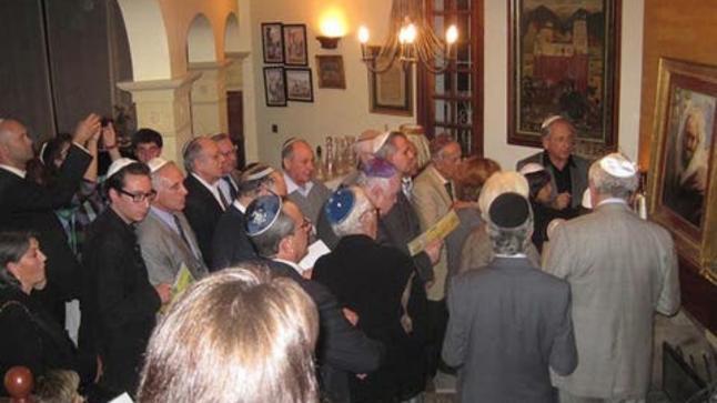 200 سائح أمريكي يهودي في مراكش لهذا السبب
