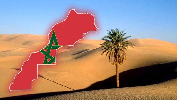 الصحراء للمغرب كالهواء والماء