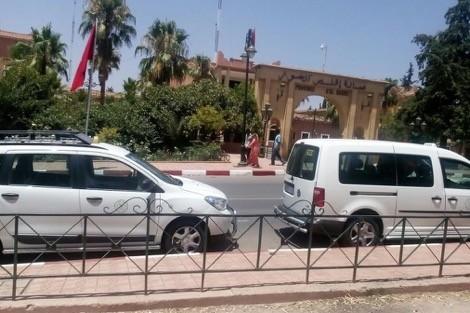 إقليم الحوز..رفع عدد ركاب سيارات الأجرة الكبيرة إلى 5 ركاب