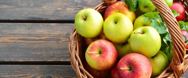 هذا ما يحدث لجسمك عند تناول التفاح يوميا