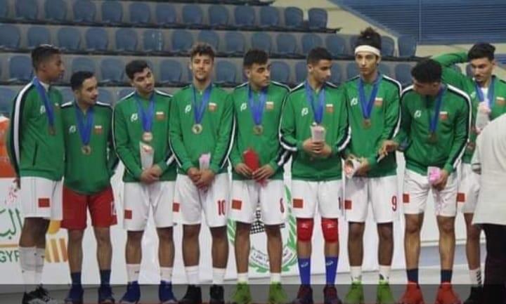 المنتخب المغربي للشبان للكرة الطائرة يتأهل لبطولة العالم