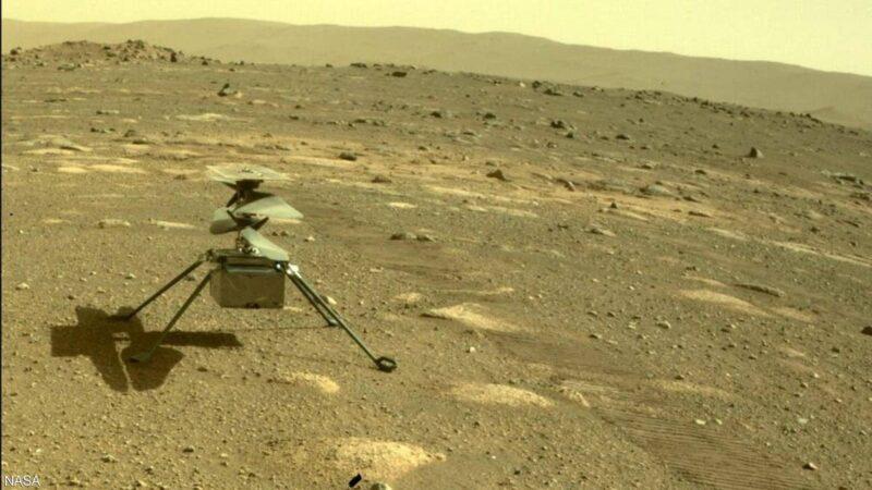 """وحيدة على المريخ.. """"إنجينيويتي"""" تجتاز الليلة الأولى"""