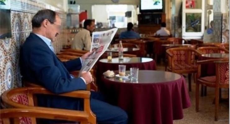 اٍقليم الحوز..أرباب المقاهي ينتظرون تخفيف الإجراءات الاحترازية