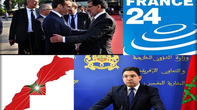 فرانس 24 و الحربائية السياسية ..!