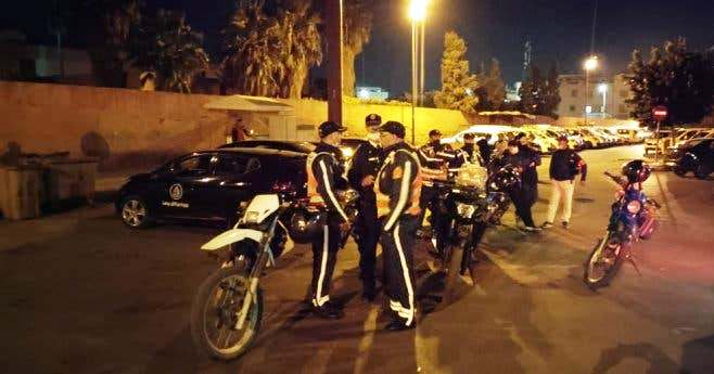إيقاف قاصرين في سيدي يوسف بن علي لخرقهم حالة الطوارئ