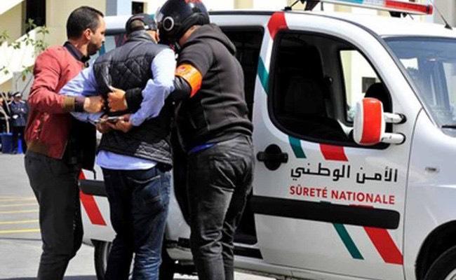 إيقاف شخص بمدينة مراكش ينحدر من شمال المغرب لترويجه المخدرات