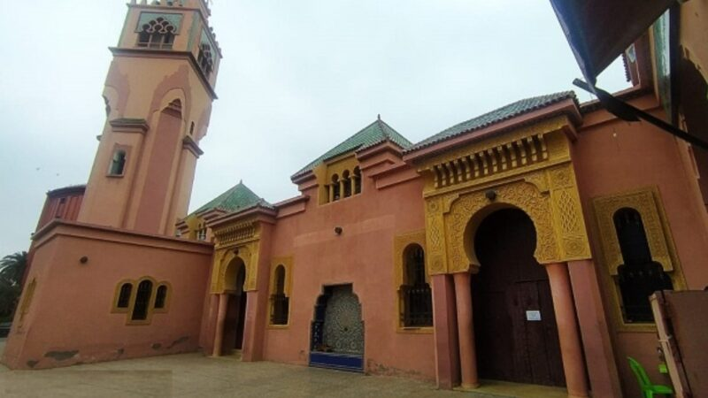 إمام مسجد البوعناني بالحي الشتوي مراكش يغادر إلى دار البقاء