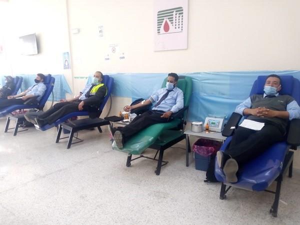 """أزيد من 140 مستخدما ينخرطون في الحملة السنوية للتبرع بالدم لشركة """"ألزا"""""""