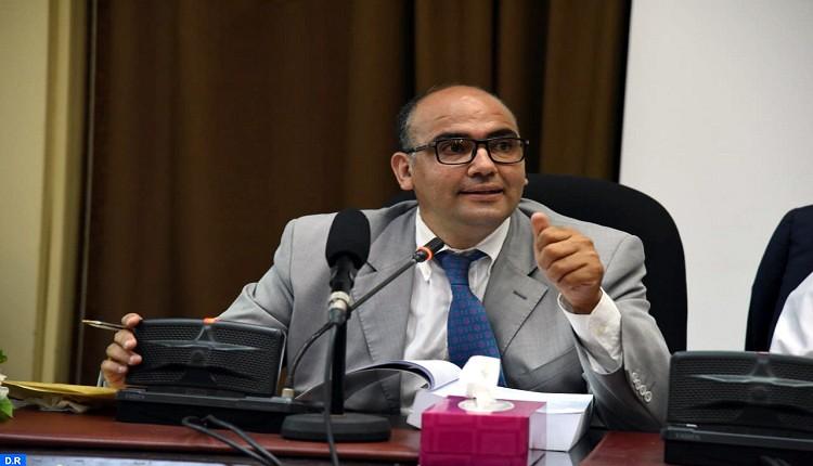"""الدكتور الغالي : تعميم الحماية الاجتماعية """"ترجمة فعالة"""" لأحكام دستور 2011"""