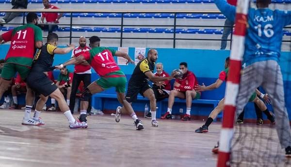 الكوكب المراكشي لكرة اليد يحقق الفوز الثاني في البطولة