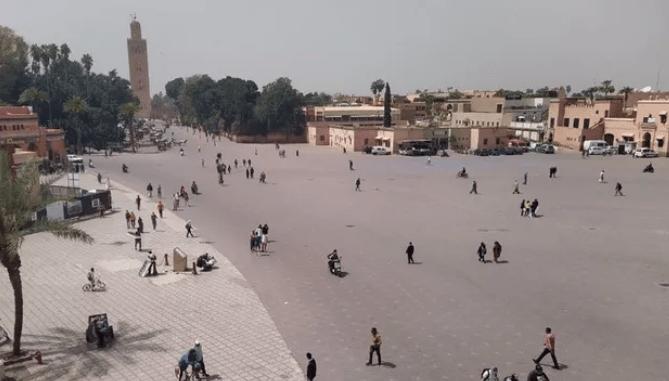 أزيد من 3000 سائح إسباني عالقون في المغرب بعد تعليق الرحلات