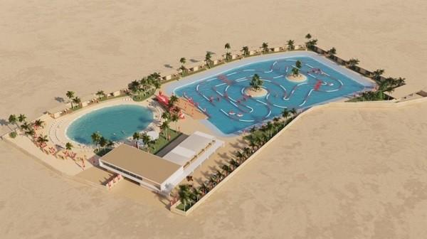 """إحداث أول حلبة لسباق """"الكارتينغ"""" المائي في مراكش"""