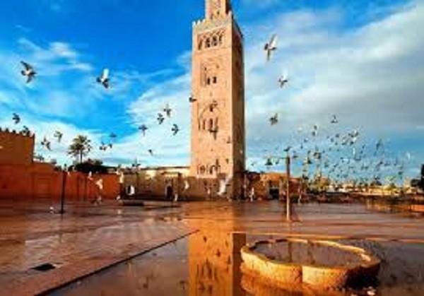 شعراء يحتفون في مراكش بالقصيدة الزجلية المغربية