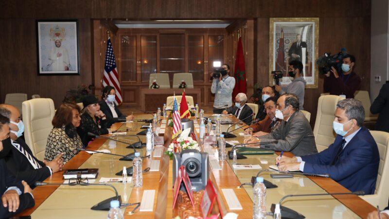 رئيس مجلس النواب يؤكد أن الاعتراف الأمريكي بمغربية الصحراء جاء تتويجا لمواقف الإدارات الأمريكية المتعاقبة في دعم مخطط الحكم الذاتي في الأقاليم الجنوبية للمملكة