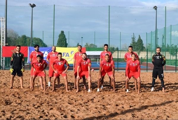 تجمع إعدادي بالسنغال للمنتخب الوطني لكرة القدم الشاطئية استعدادا لكأس افريقيا