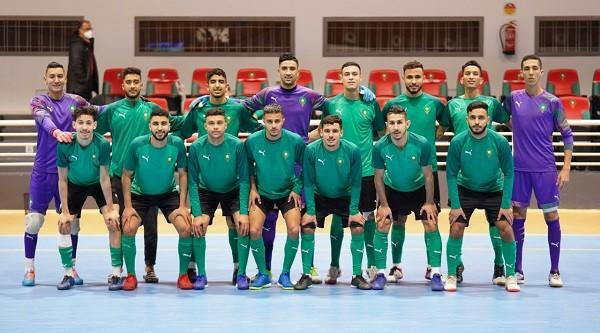 استدعاء لاعبين من الكوكب المراكشي لمعسكر المنتخب الوطني للفوتسال