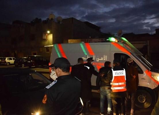 حملات أمنية بأحياء المسيرة لمحاربة مظاهر الجريمة