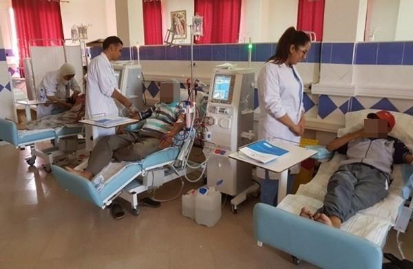 مديرية الصحة بمراكش تسلط الضوء على مرضى القصور الكلوي في اليوم العالمي للصحة
