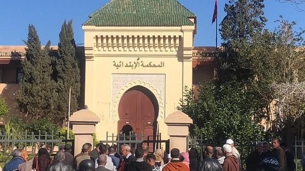 تأجيل النظر في قضية الكوميدي الجزائري ورفاقه