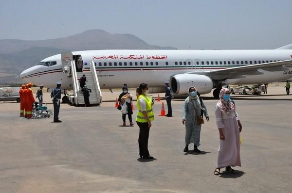 تعليق الرحلات الجوية بين المغرب وتونس ابتداء من يوم غد الخميس