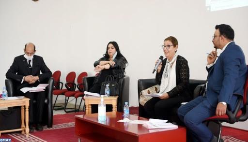 """ندوة بمراكش تناقش """"مناهضة العنف ضد النساء والفتيات في ظل جائحة كورونا"""""""