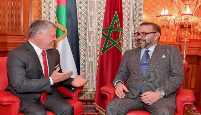 الملك محمد السادس يؤكد متانة العلاقات الثنائية بين المغرب والأردن