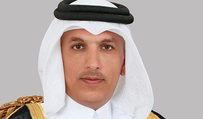 القبض على وزير مالية قطر بتهمة اختلاس المال العام