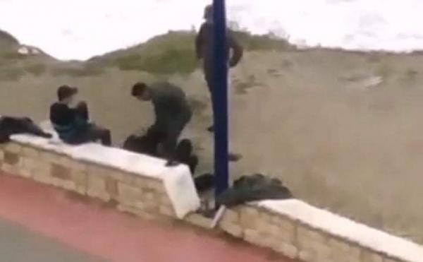 واقعة الضرب والركل..تأجيل محاكمة ثلاثة أفراد من القوات المساعدة