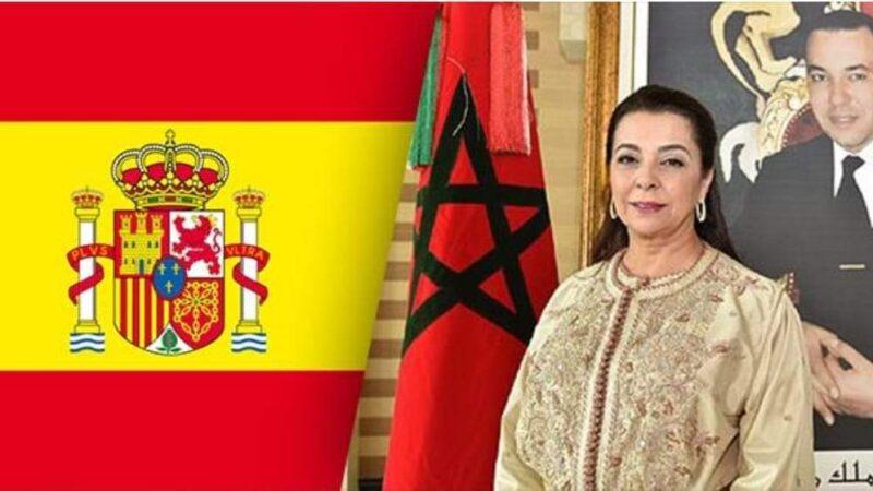 كريمة بنعيش: المغرب أخذ علما بالسياسات الاسبانية تجاه المغرب.. وبناء عليها سيعامل اسبانيا