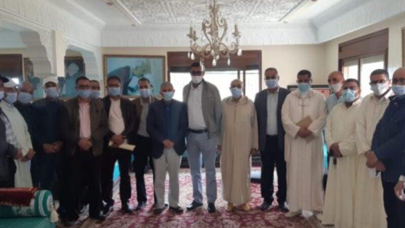 باميو الرحامنة يهددون بنزوح جماعي إلى حزب جديد في حالة عدم رد الاعتبار إلى حميد نرجس