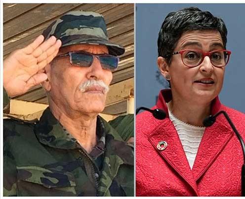 الأحزاب السياسية المغربية استقبال اسبانيا لرئيس البوليساريو عملا مرفوضا ومدانا، واستفزازا صريحا تجاه المملكة المغربية-بلاغ-