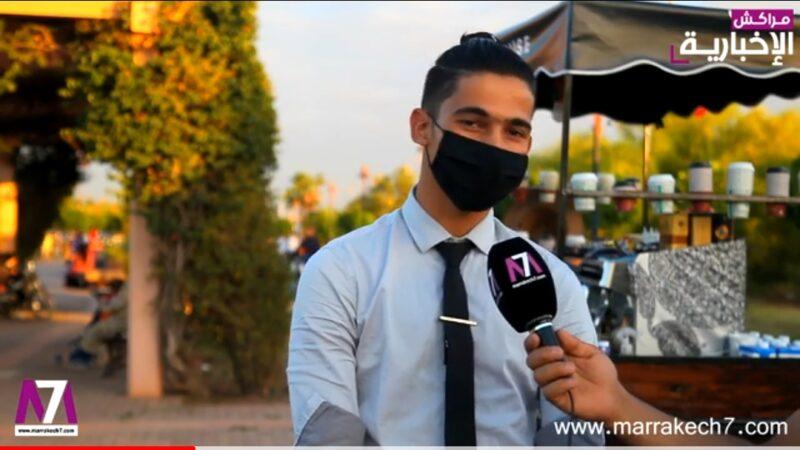 فيديو : المراكشيون يغزون المساحات والفضاءات الخضراء فرحا بتمديد الإغلاق الليلي وبحثا عن الاستجمام