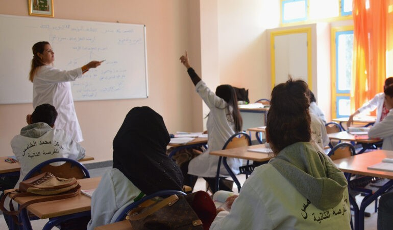 مذكرة..أمزازي يؤكد استمرار الدراسة إلى متم الموسم الدراسي الحالي