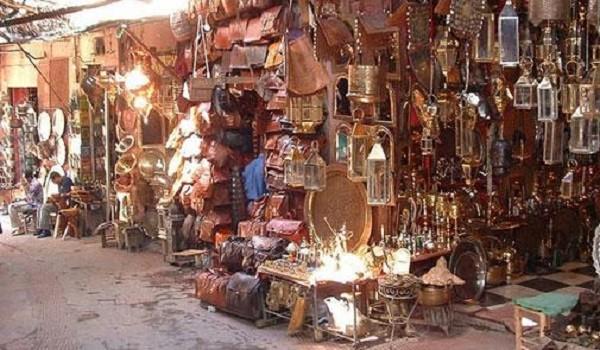 مراكش الثانية وطنيا في حصة صادرات منتجات الصناعة التقليدية