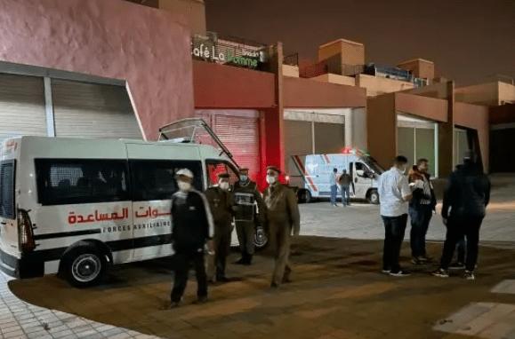 مداهمة مقهى للشيشا بحي المسيرة واعتقال 6 أشخاص بداخله