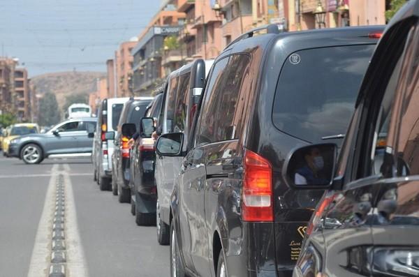 جائحة كورونا تتسبب في خسارة 25% من الأسطول المكون للنقل السياحي المرخص