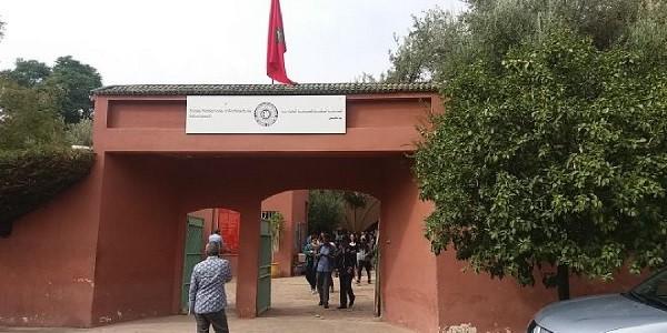 """""""إينام"""" مراكش تحقق مسارا دراسيا ناجحا في زمن كورونا"""